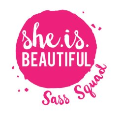 She-Is-Beautiful-Sass-Squad-Image